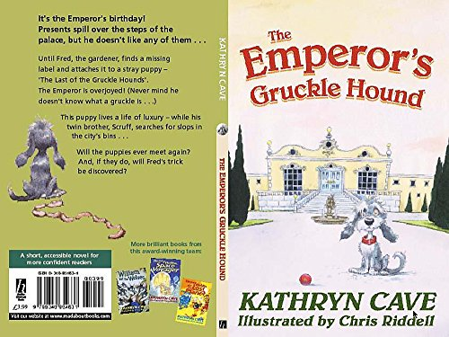 The Emperor's Gruckle Hound: Kathryn Cave