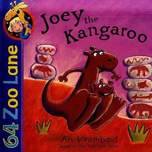 9780340855607: Joey the Kangaroo (64 Zoo Lane)
