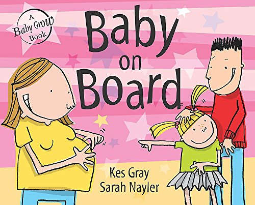 Baby on Board: Kes Gray