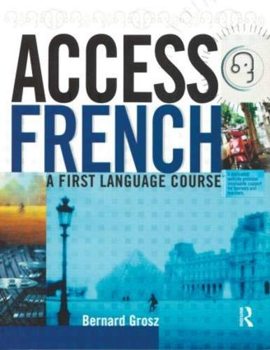 9780340856369: Access French: Student Book (Access Language Series)