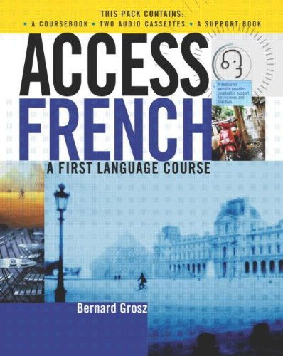 9780340856376: Access French: Student Book: A First Language Course: Complete Pack (Access Language Series)