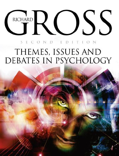 9780340857847: Themes, Issues and Debates in Psychology