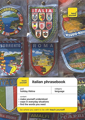 9780340858158: Italian Phrase Book (Teach Yourself Phrasebooks)