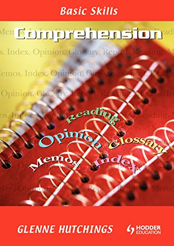 Basic Skills: Comprehension: Glenne Hutchings