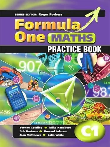9780340859285: Formula One Maths Practice Book C1
