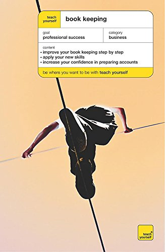 9780340859421: Teach Yourself Book Keeping (Teach Yourself Business Skills)