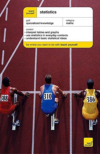 9780340859728: Teach Yourself Statistics (Teach Yourself (McGraw-Hill))