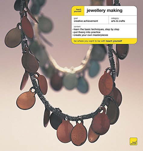 9780340859933: Teach Yourself: Jewellery Making