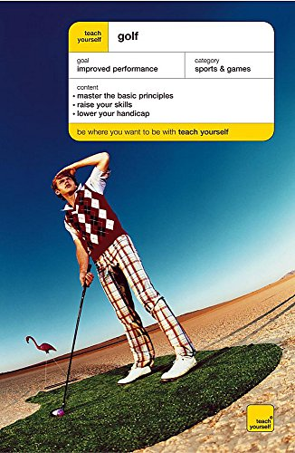 9780340860021: Teach Yourself Golf