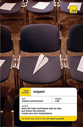 9780340860083: Teach Yourself Origami