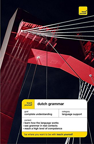 9780340860182: Teach Yourself Dutch Grammar (TYCG)