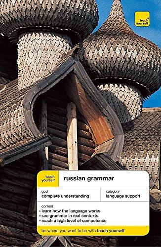 9780340860250: Russian Grammar (Teach Yourself Complete Grammar)