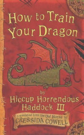 How to Train Your Dragon by Cressida Cowell  AbeBooks