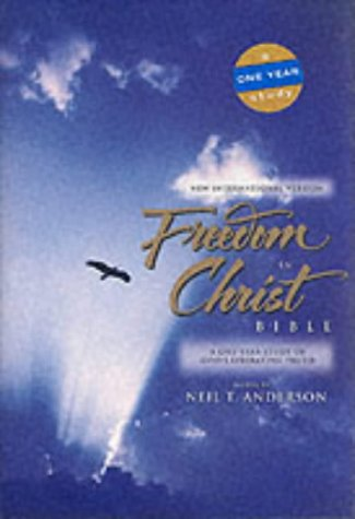 9780340861684: NIV Freedom in Christ Bible