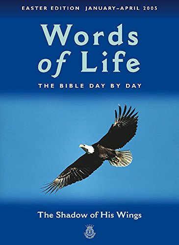 Words Of Life, January-april 2005: The Shadow Of His Wings (0340862513) by Salvation Army