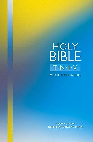 9780340862995: TNIV Popular Bible: WITH Bible Guide
