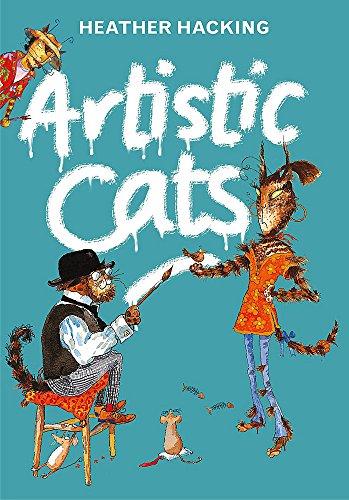 9780340863954: Artistic Cats