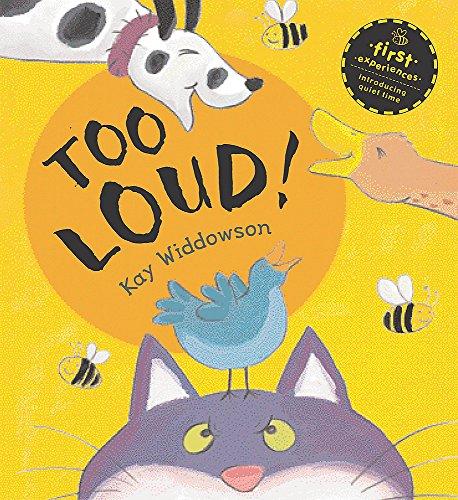 9780340866115: Too Loud!