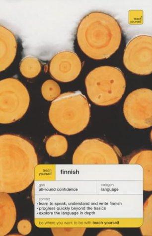 9780340866566: Teach Yourself Finnish New Edition (TYCC)
