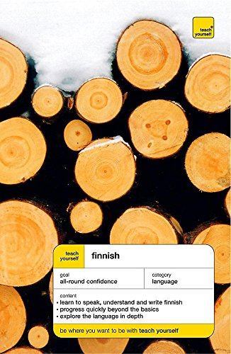 9780340866566: Teach Yourself Finnish: Complete Course (Teach Yourself Language Complete Courses) (Swedish Edition)