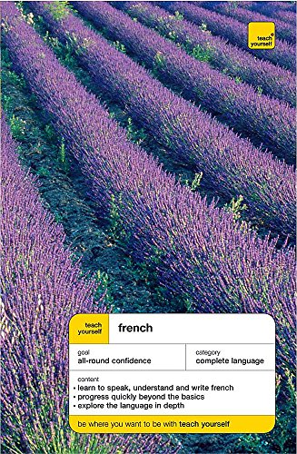 9780340866597: French: Book (Teach Yourself Languages)