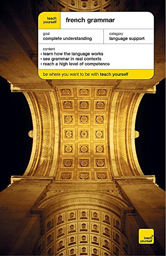 9780340866641: Teach Yourself French Grammar New Edition (TYCG)