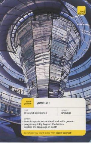 9780340866702: Teach Yourself German New Edition (TYCC)