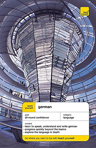 9780340866702: Teach Yourself German: Complete Course (Teach Yourself Complete Courses) (German Edition)