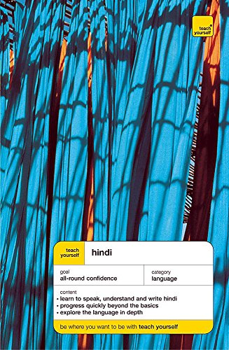 9780340866870: Teach Yourself Hindi: Complete Course (Teach Yourself Language Complete Courses) (Hindi Edition)