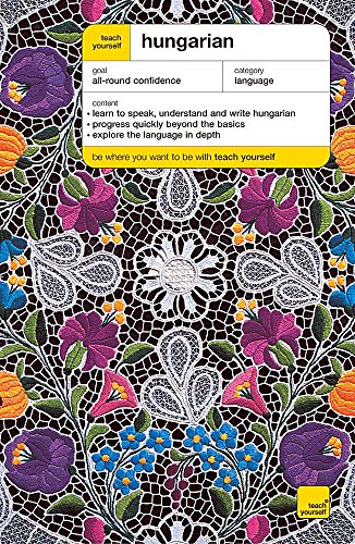 9780340866900: Hungarian (Teach Yourself Languages)