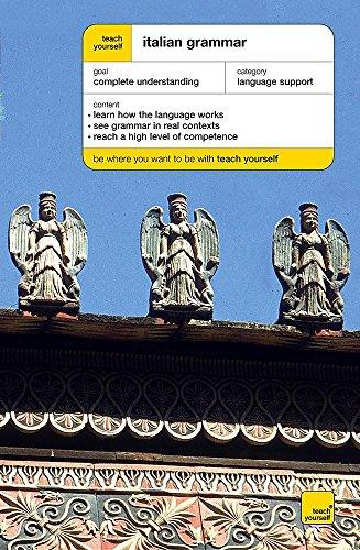 9780340866979: Teach Yourself Italian Grammar New Edition (TYCG)