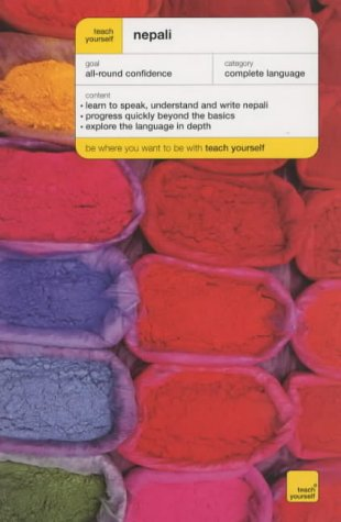 9780340867075: Nepali (Teach Yourself Languages)