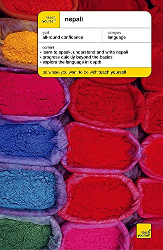 9780340867082: Teach Yourself Nepali (Teach Yourself Languages)