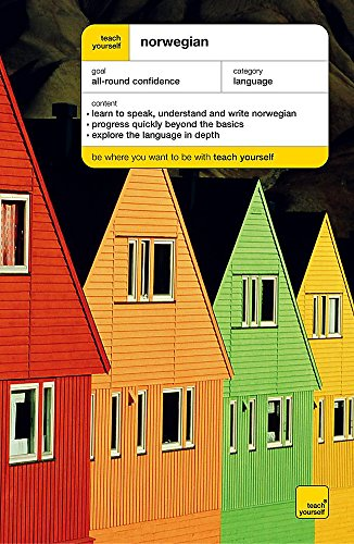 9780340867105: Teach Yourself Norwegian: Complete Course (Teach Yourself Languages) (Norwegian Edition)