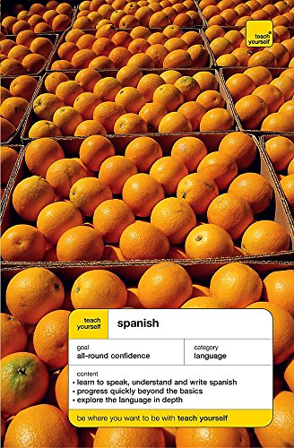 9780340867136: Teach Yourself Spanish (TYCC)