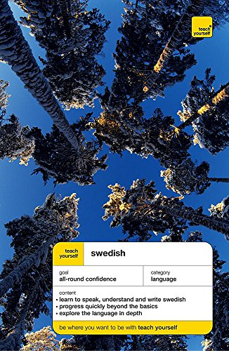 9780340867228: Swedish (Teach Yourself Languages)