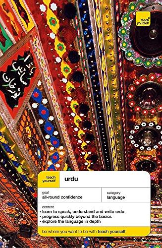 9780340867259: Teach Yourself Urdu New Edition (TYCC)
