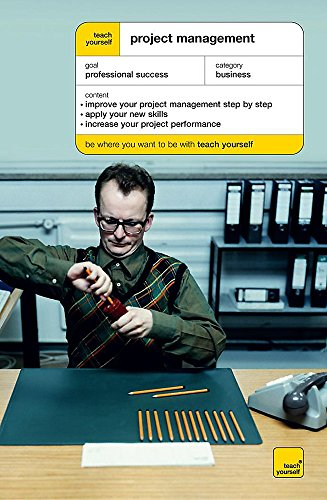 9780340867303: Teach Yourself Project Management (Tybu)