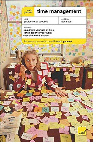 Teach Yourself Time Management New Edition (TYBU): Bird, Polly