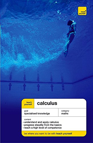 9780340867471: Teach Yourself Calculus (Teach Yourself Educational)