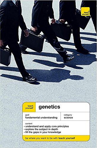 9780340867525: Teach Yourself Genetics (Teach Yourself Educational)