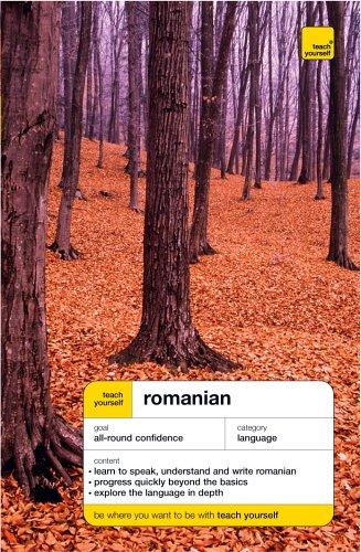 9780340868522: Teach Yourself Romanian New Edition (Teach Yourself Complete Courses)