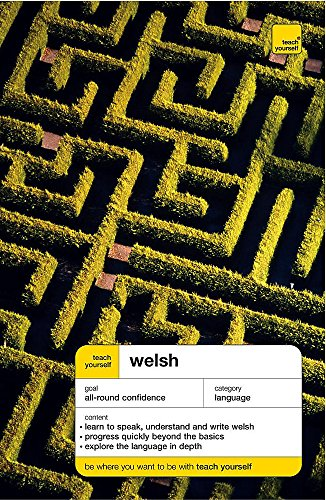 Teach Yourself Welsh (Teach Yourself Complete Courses): Jones, Christine, Brake,