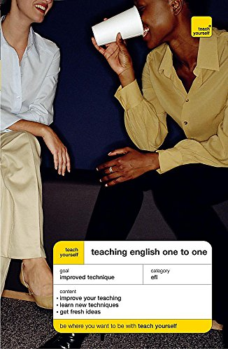 9780340868744: Teaching English One to One (Teach Yourself Languages)