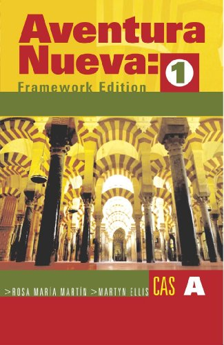 9780340868843: Aventura Nueva: Bk. 1