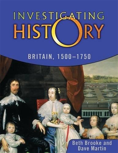 9780340869062: Investigating History: Britain 1500-1750 - Mainstream Edition