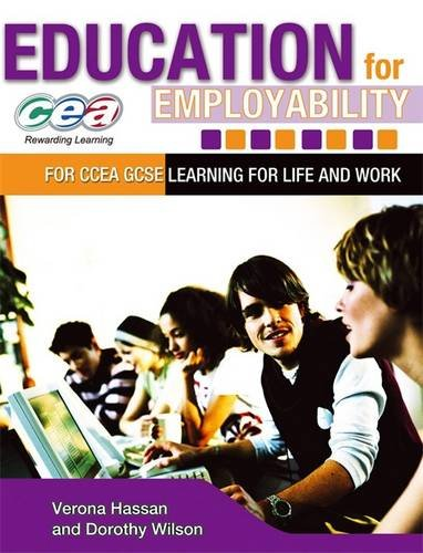 9780340869178: Education for Employability - CCEA GCSE - Learning for Life & Work (Pathways: Learning for Life & Work)