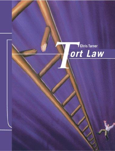 9780340869581: Tort Law