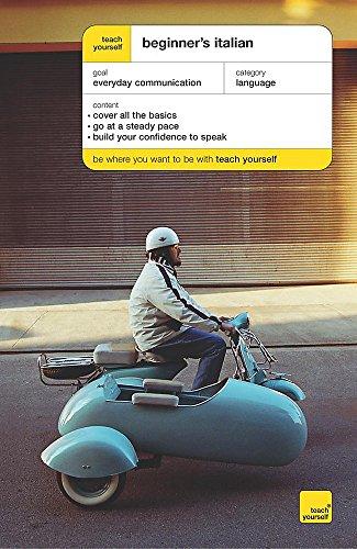 9780340870129: Teach Yourself Beginner's Italian - Book/2 CD Pack