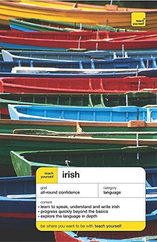9780340870754: Teach Yourself Irish